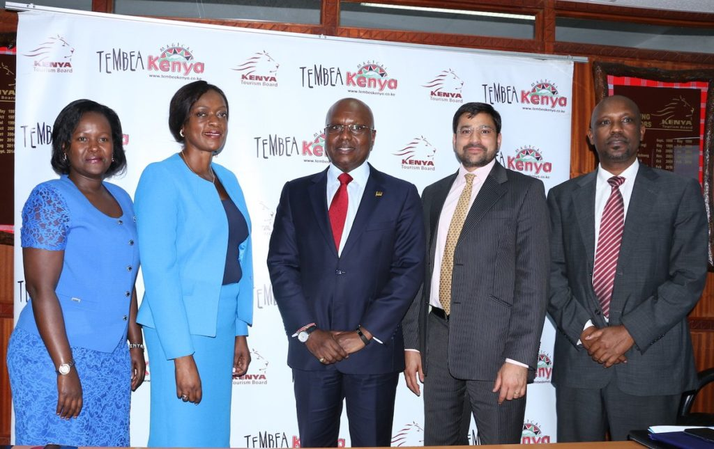 Dr Betty Radier assumes office at Kenya Tourism Board