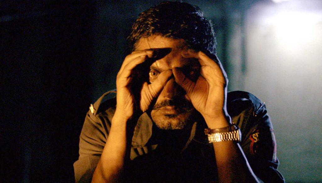 Nawazuddin Siddiqui as a serial killer in Raman Raghav 2.0