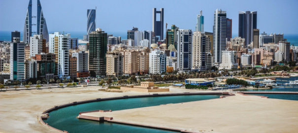 Bahrain is also known to be the Financial Hub of the GCC
