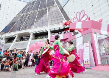 Korea Tourism organises shopping tourism festival