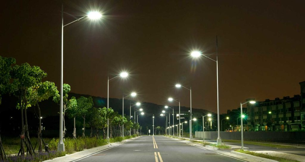 Street Light Replacement Programme to reduce 168 thousand tonnes of greenhouse emission per annum