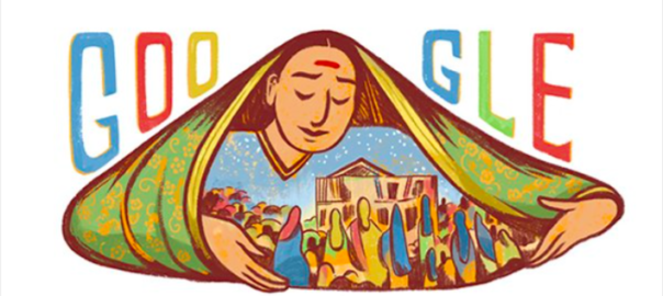 Savitribai Phule, the feminist social reformer in 19th century India. PC-Google on Twitter