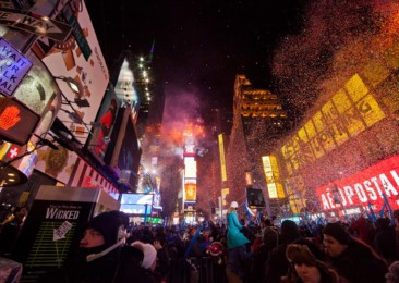 5 cities that celebrated the New Year with a bang!