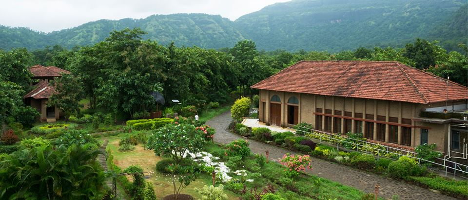 Located in north of Mumbai, Govardhan Eco Village is a model farm community and retreat center