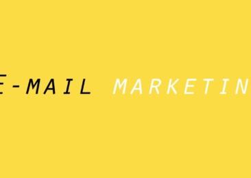 E-mail marketing mode: On