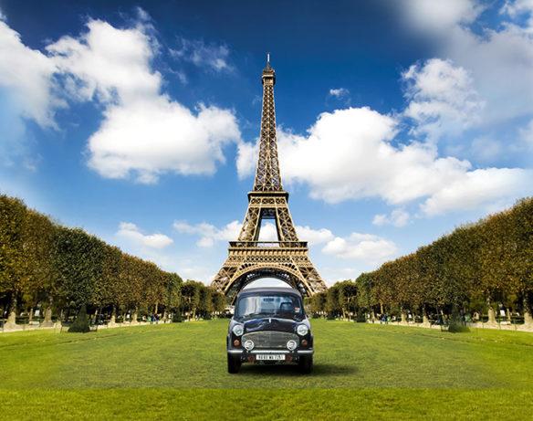 Une Ambassador à Paris