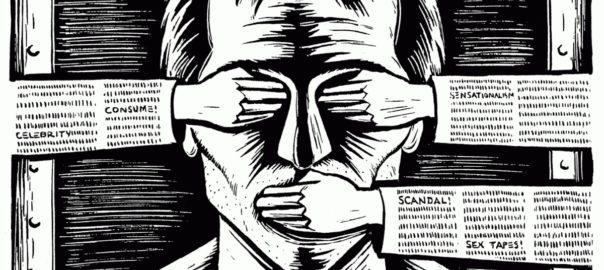 Seeking freedom of expression...