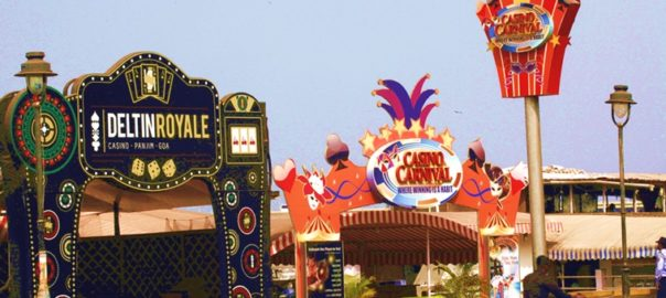 Panjim Goa Carnival. Express Photo by Pradip  Das. 20.02.2014. Mumbai.