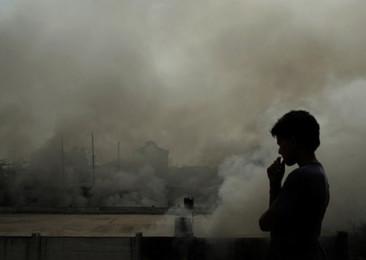 Ozone pollution causing maximum deaths in India