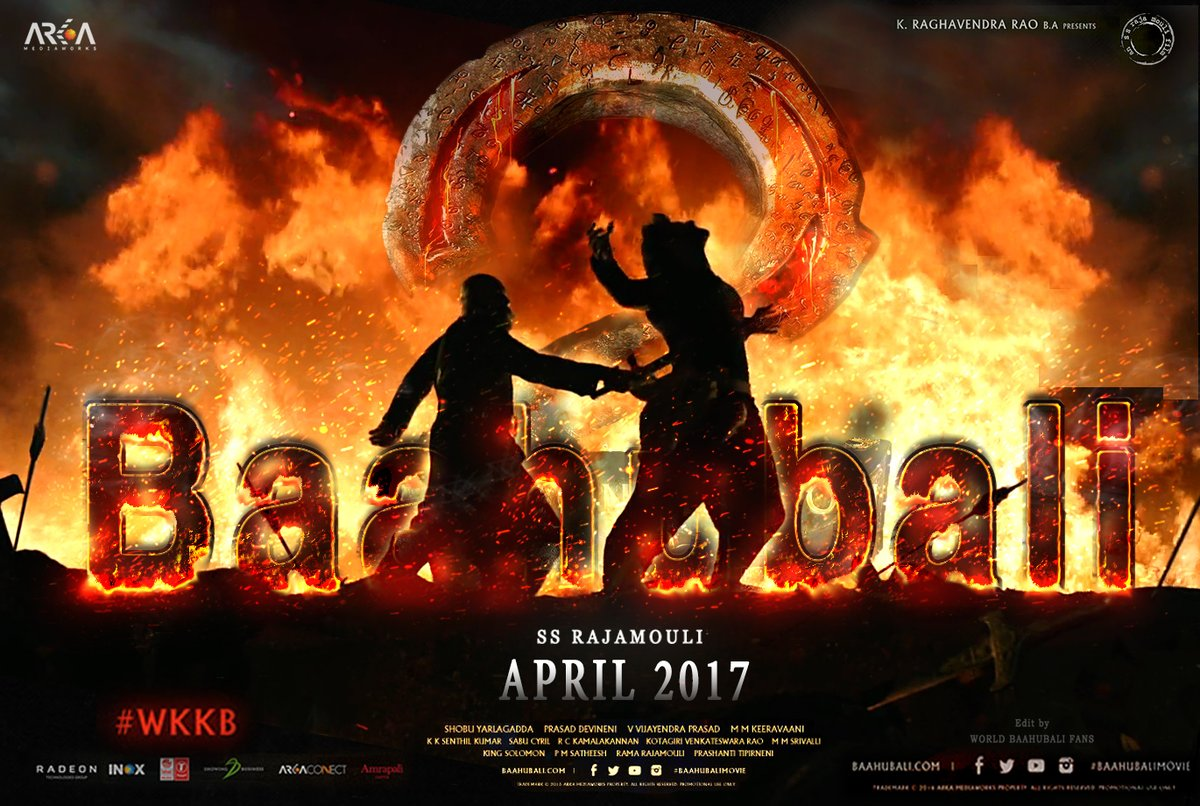 Baahubali 2: The Conclusion 34th Day Box Office Collection