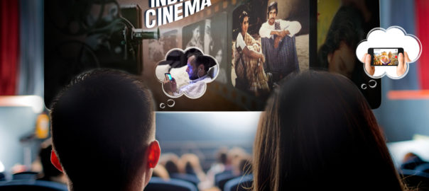 Habit of film watching in theatres gradually decreasing in India