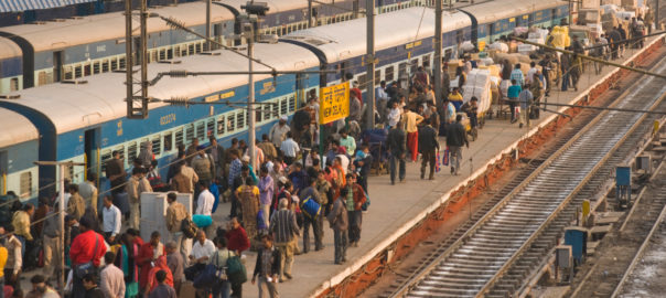 Indian Railways set to introduce movies for its passengers.