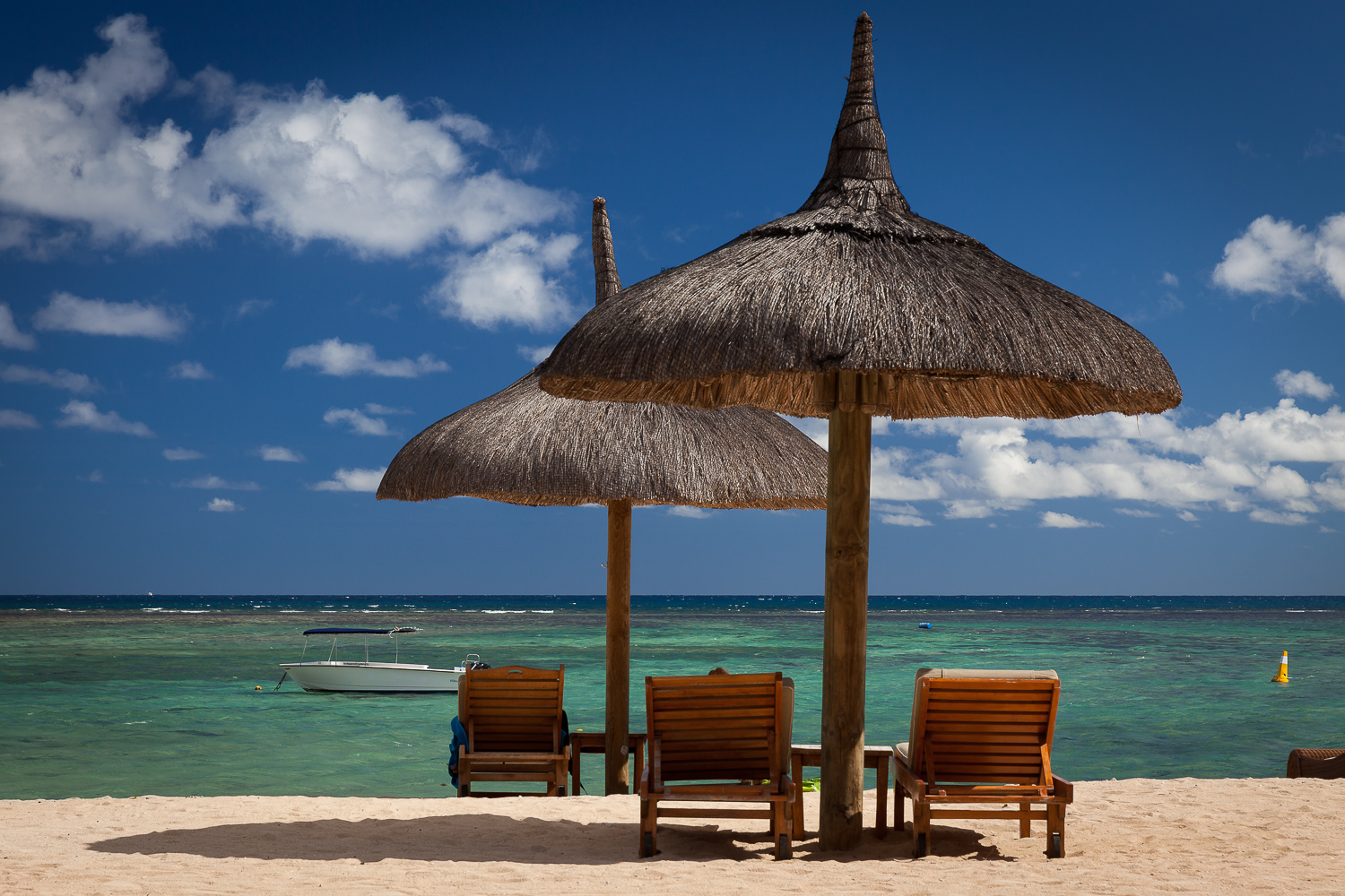 Tourism is a valuable source of foreign exchange for Mauritius