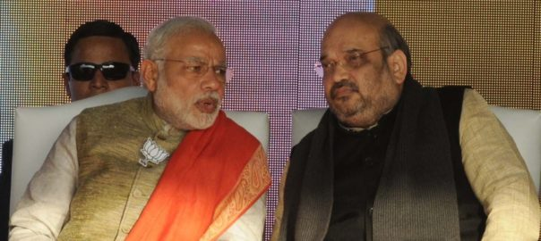 Modi and Shah spoilt for plenty