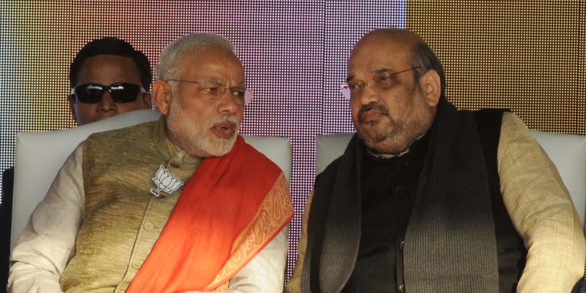 Modi and Shah spoilt for plenty