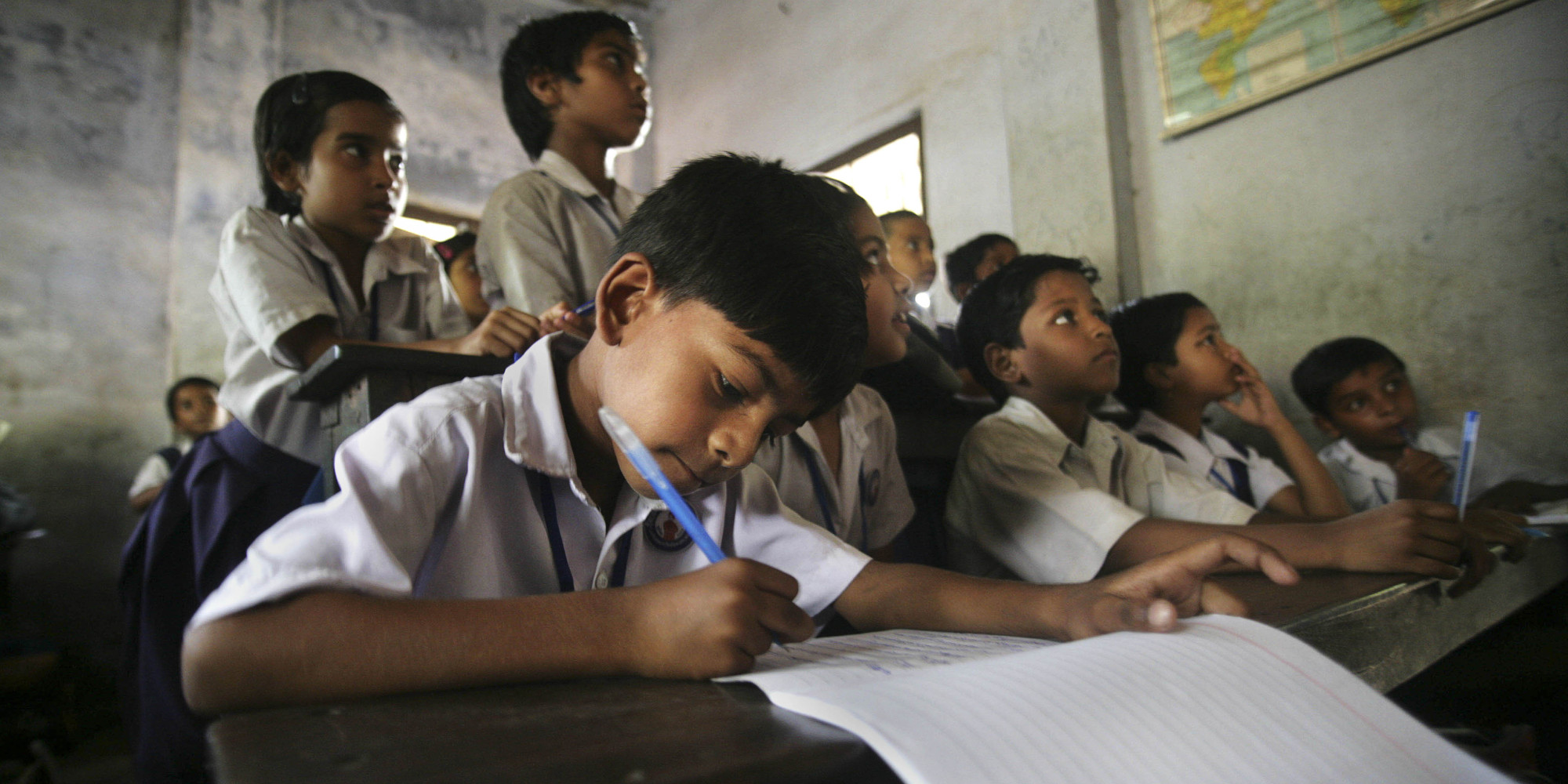 RSS to focus on promoting 'Indianness' in education. (Photo: Sucheta Das)