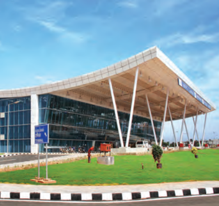 Developed and upgraded to attaract tourism, certain regional airports have seen significant investments in recent years. Puduchery airport is one in the list