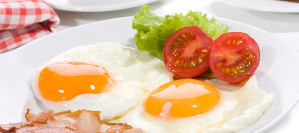 Eggs are the most consumed breakfast choice in India