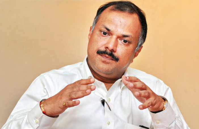 Partha Ghosh, Vice Chairman and Managing Director of Bengal Aerotropolis Projects Limited
