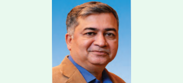 Vinith G, Manager, India and South Asian subcontinent, Air Mauritius
