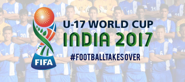 The U-17 FIFA World Cup will kick off in New Delhi and Navi Mumbai on October 6
