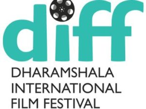 Logo for Dharmashala International Film Festival