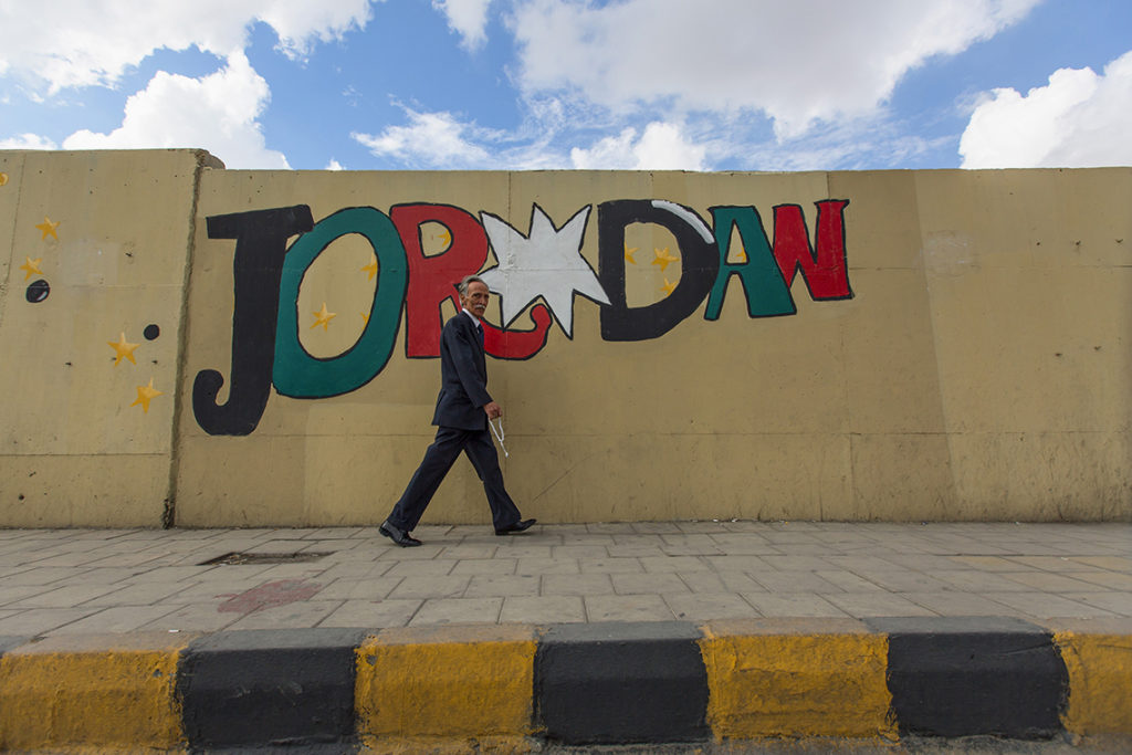 Jordan is a land steeped in history