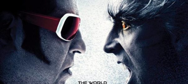 The first-look poster for Robot 2.0 has left fans excited