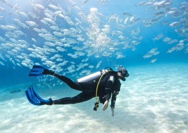 Five places to go SCUBA diving in Asia