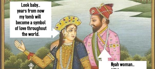 Humorous and engaging content, pages like Mad Mughal Memes entertain many art lovers