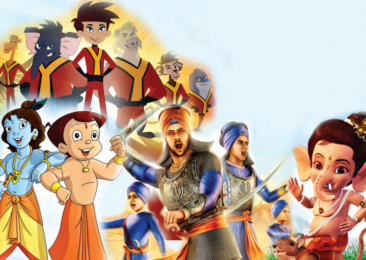 Evolution of Animation in India