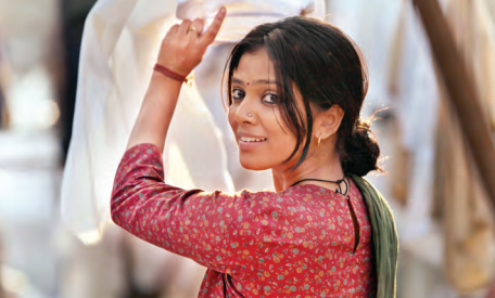 Malavika Mohanan in a still from 'Beyond the Clouds'