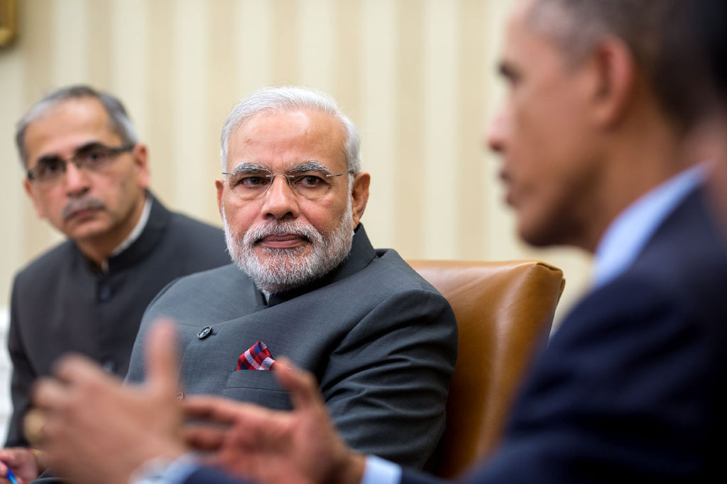 Modi has become the boldest prime minister India has ever known
