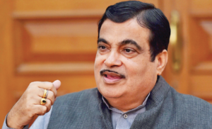 NITIN GADKARI Minister, Road Transport & Highways and Shipping (India)