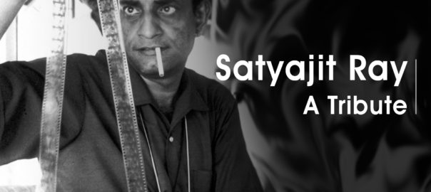 Satyajit Ray-birthday tribute