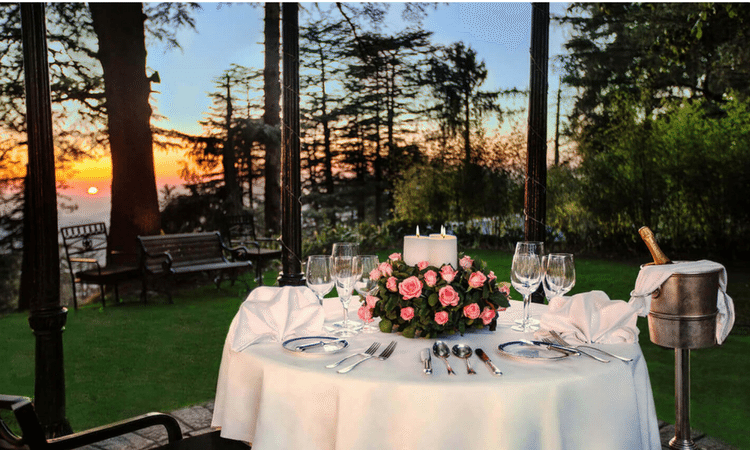 Shimla is a popular choice for destination wedding in hill stations