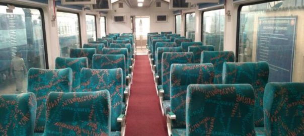 The Vistadome coach will provide the tourists a delightful experience
