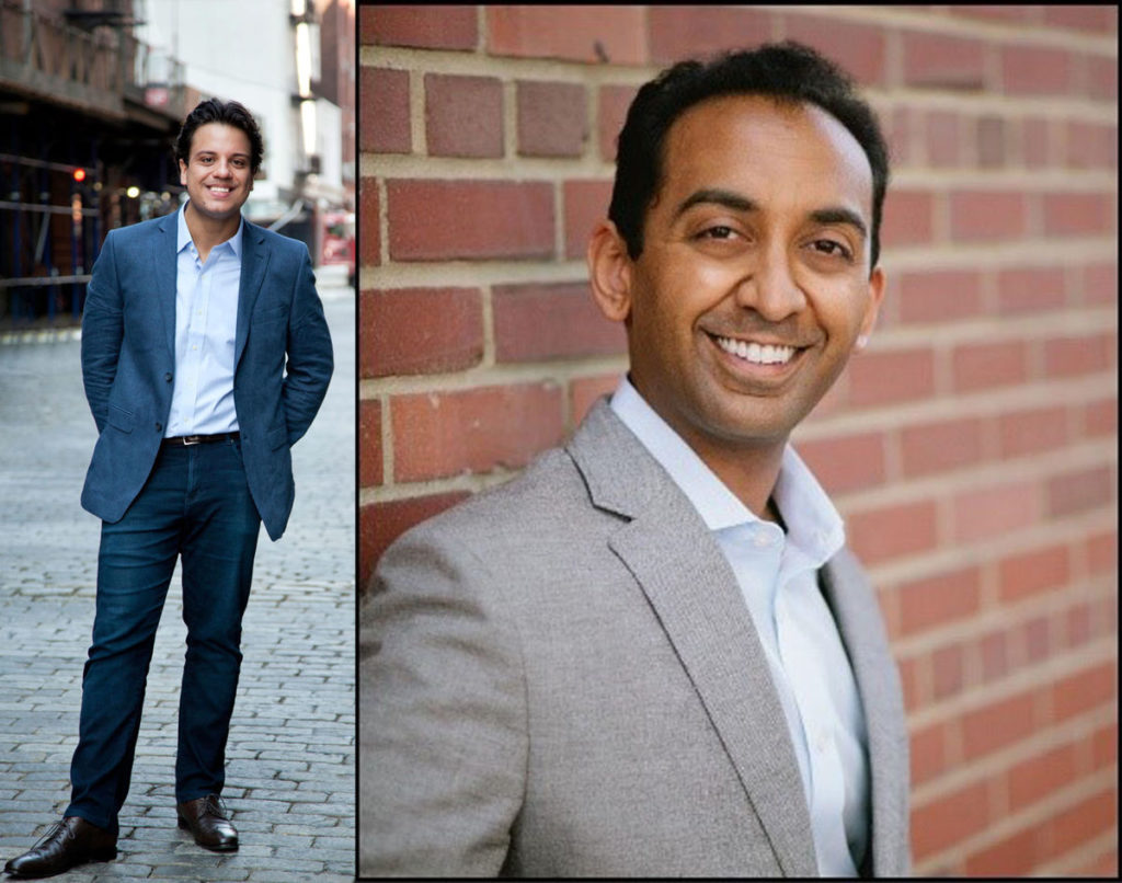 Indian American conductors Roger Kalia, Sameer Patel announced the 2017 Solti Award Recipients