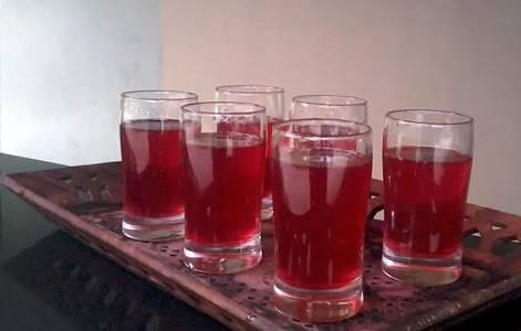 buransh-juice