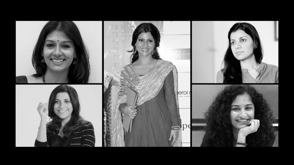 The five wonder women filmmakers of Indian cinema