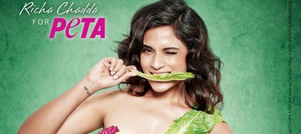L'actrice Richa Chaddha, porte-drapeau du végétalisme en Inde
