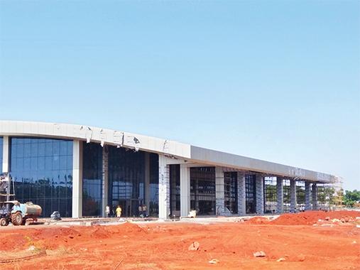 Belgaum Airport (in progress)