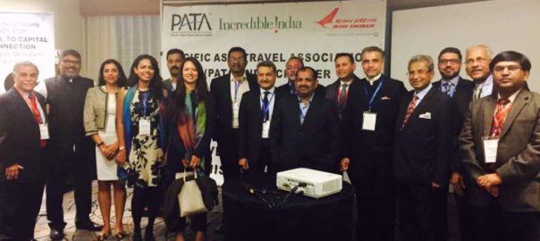 The roadshow aims to give the buyers and key influencers, a taste of Incredible India