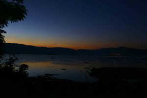 Loktak Lake in Imphal offers picture-worthy sunsets