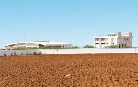 City side at Kishangarh Airport