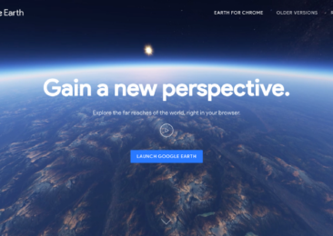 Google Earth to take students on a virtual voyage