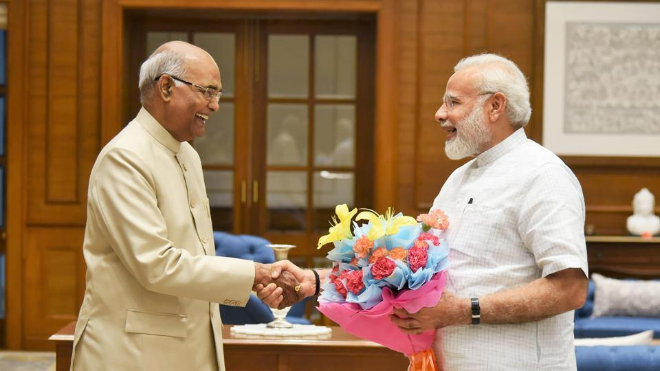 India's 14th president to be sworn in on Tuesday