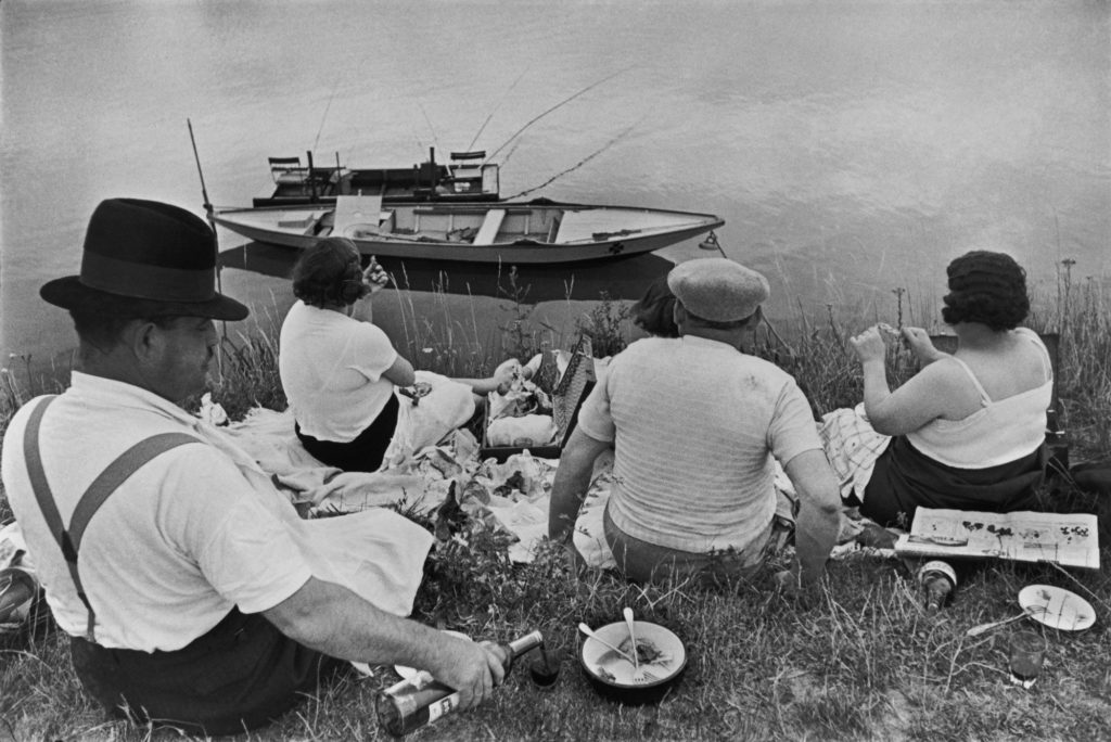 Henri Cartier-Bresson. Juvisy, France. 1938.