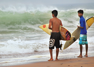 The Great Indian Surf Story
