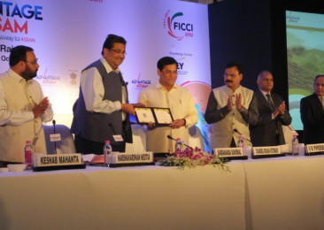 Assam presents itself as India's Expressway to ASEAN